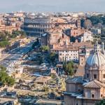 Attico nel centro di Roma