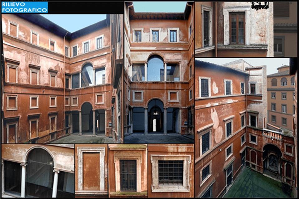 Roma centro storico vendita palazzo for Vendita appartamenti centro storico roma
