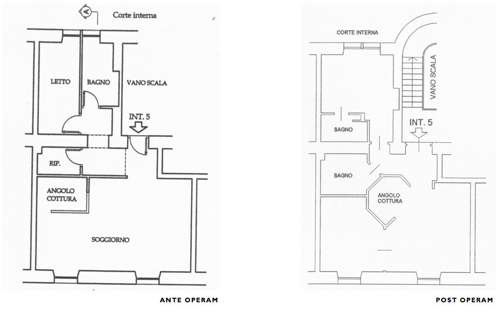 Progettazione di interni arch santulli sanzo for Layout della planimetria della cucina