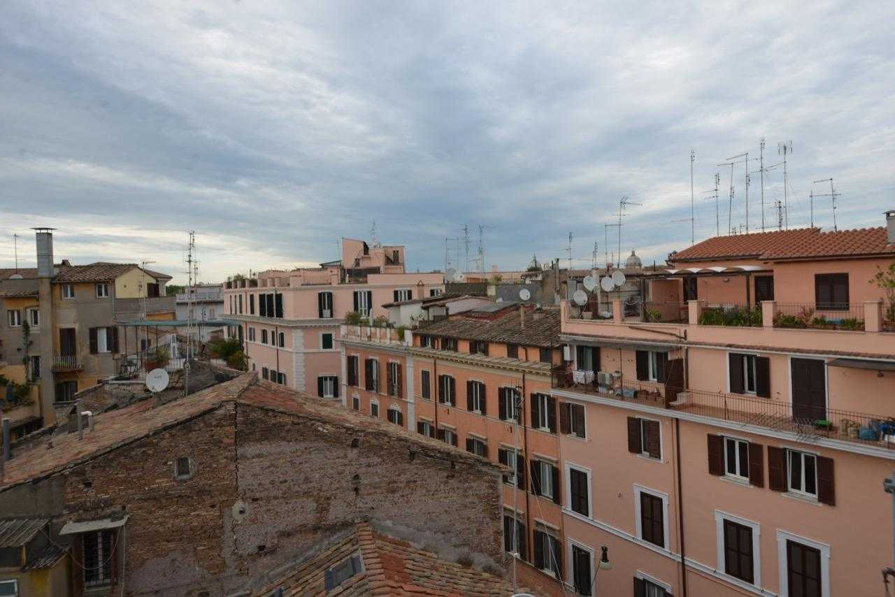 Rome Penthouse for sale in flaminio district