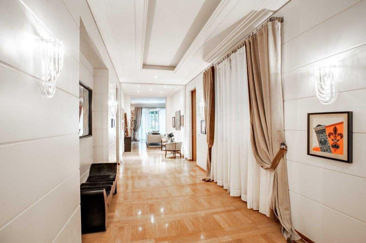 Roma parioli via gramsci affitto appartamento di for Appartamenti prestigio milano