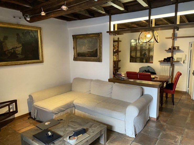 Roma Centro Storico Affitto Appartamento di pregio Piazza Capo di Ferro