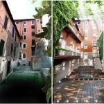 Roma Palazzo Cielo Terra zona Tridente