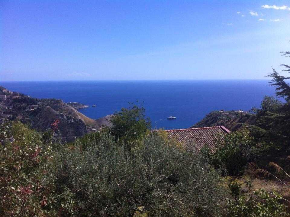 Panorama villa Taormina