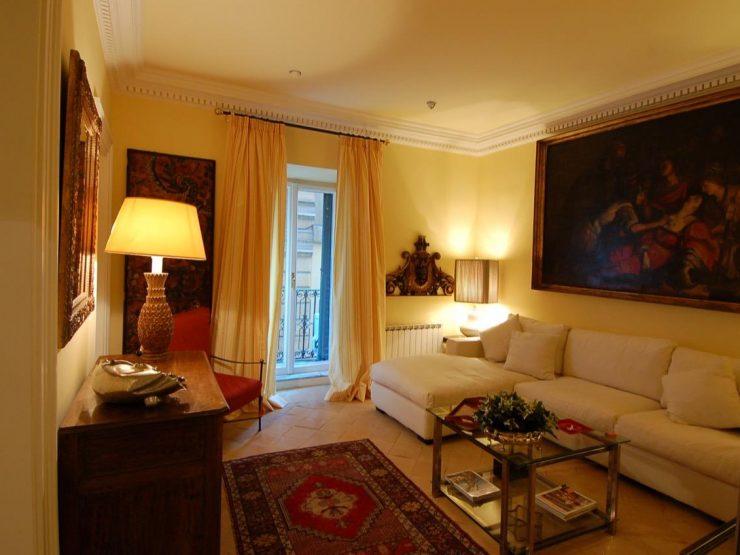 Roma Centro Storico Appartamento Affitto Passeggiata di Ripetta