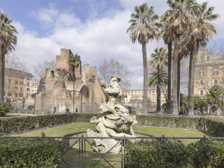 Roma Esquilino Affitto Appartamento Via Guglielmo Pepe
