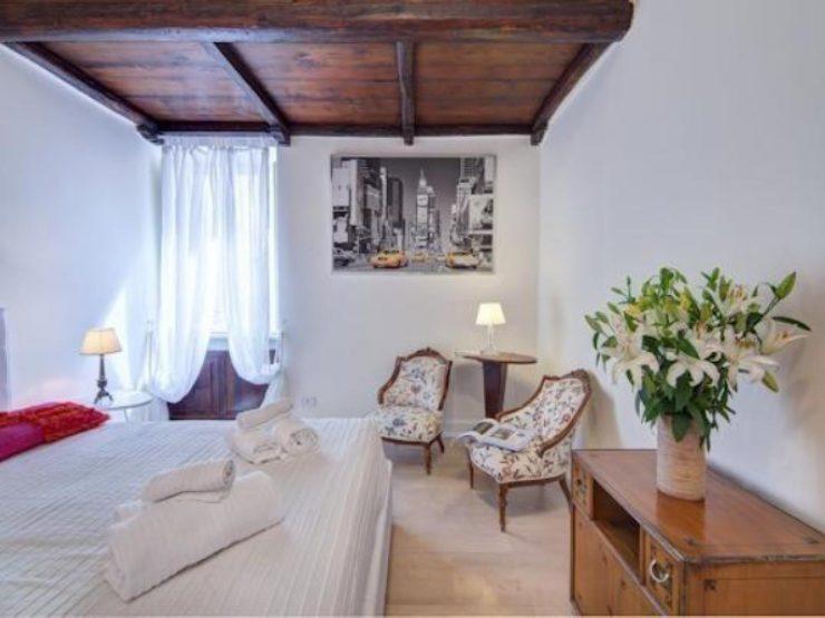 Protetto: Piazza di Spagna – Appartamento di prestigio