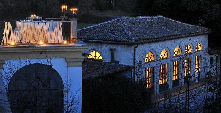 Rieti Villa Annunziata Immobile di Pregio