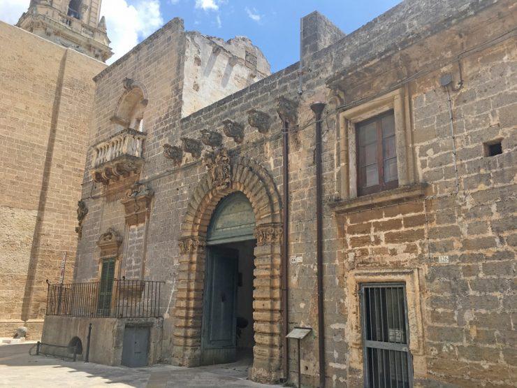 Puglia – Palazzo Petrucci