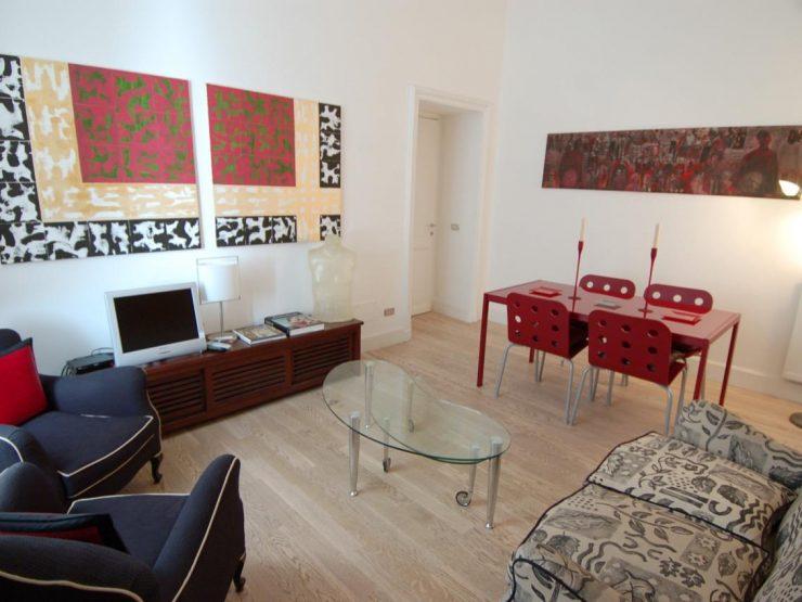 Roma Colosseo Affitto Appartamento Via Ferruccio