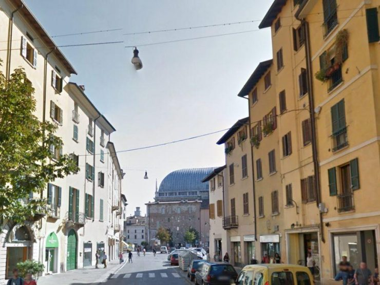 Brescia centro strorico Locale commerciale di pregio