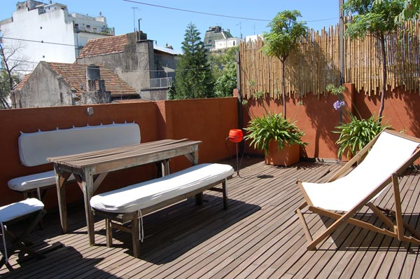 Aparment for rent in Buenos Aires Palermo Soho – Nicaragua house