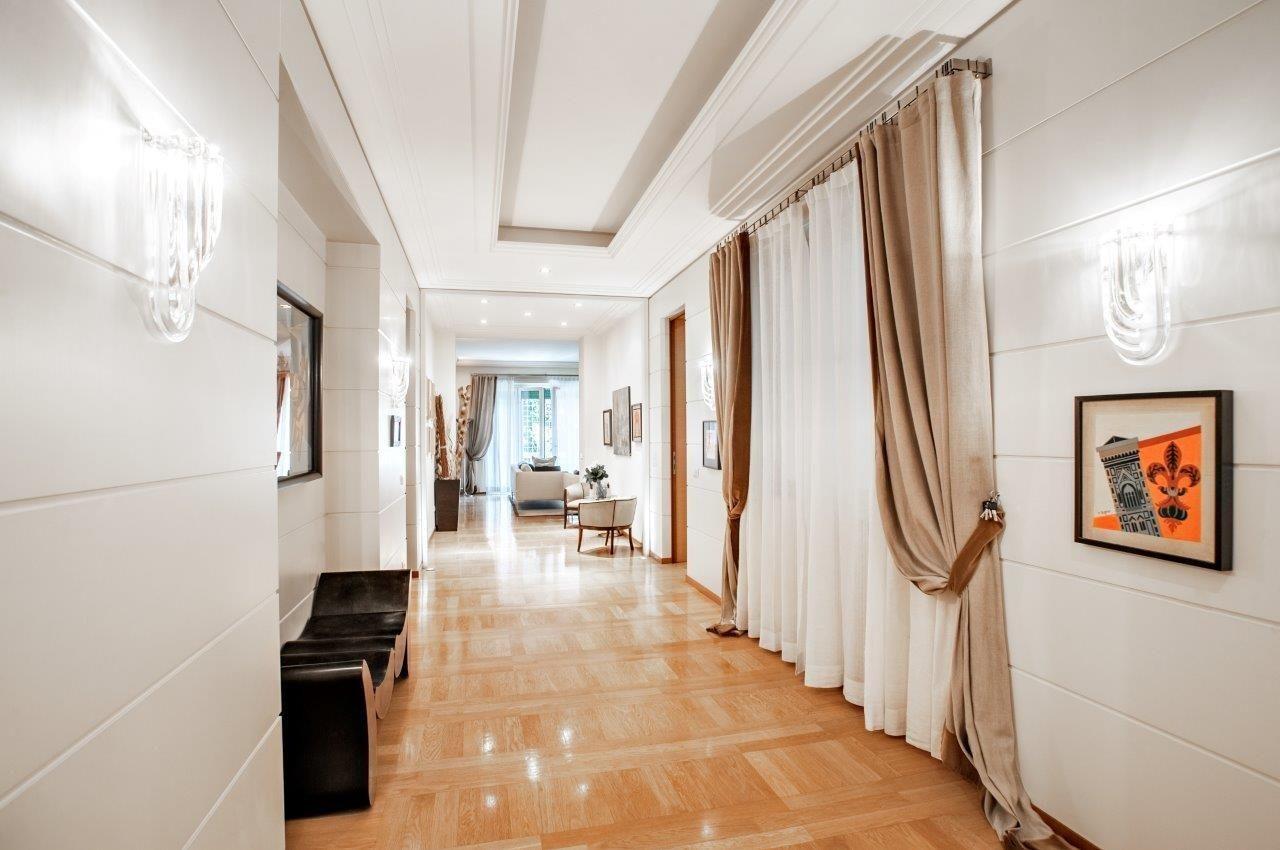 Roma Parioli Via Gramsci appartamento di lusso