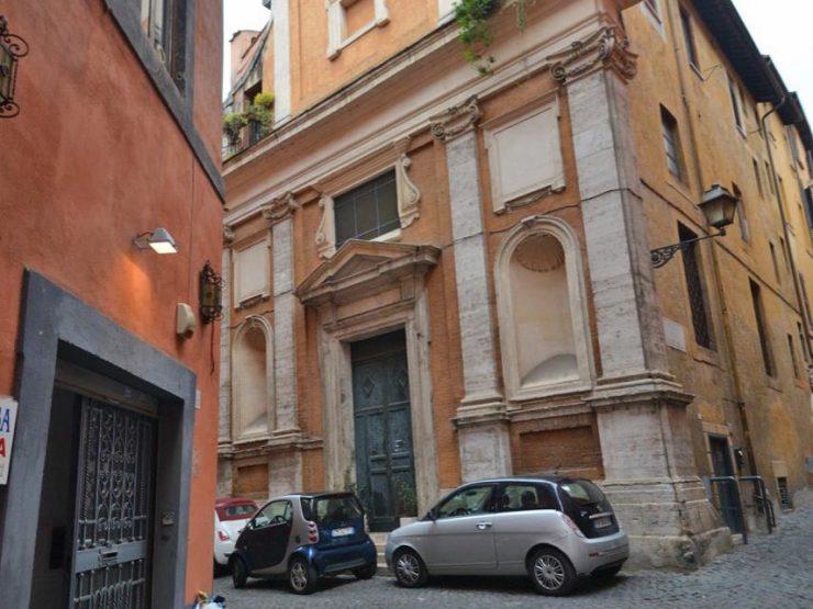 Roma Centro Storico Vicolo di San Celso Negozio