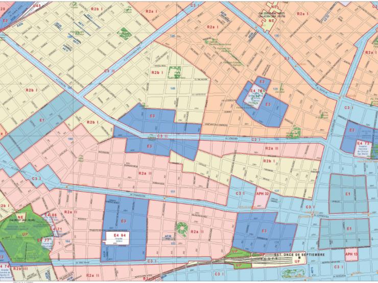 Buenos Aires Capital Federal Abasto Lote de Terreno edificable en venta