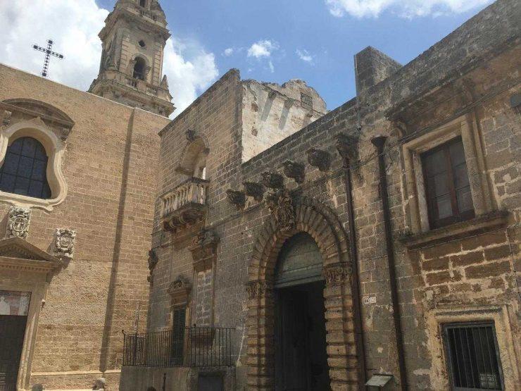 Puglia – Trepuzi – Palazzo Petrucci