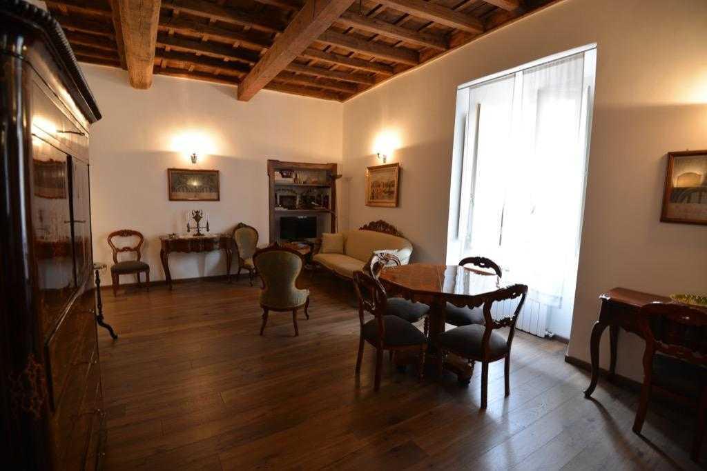 Roma Appartamento Vendita Portico d'Ottavia