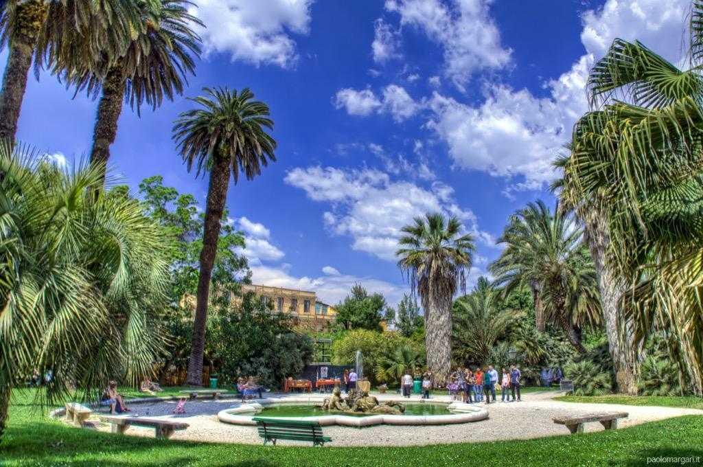 Protetto: Tratevere – Cielo Terra Adiacenze Orto Botanico