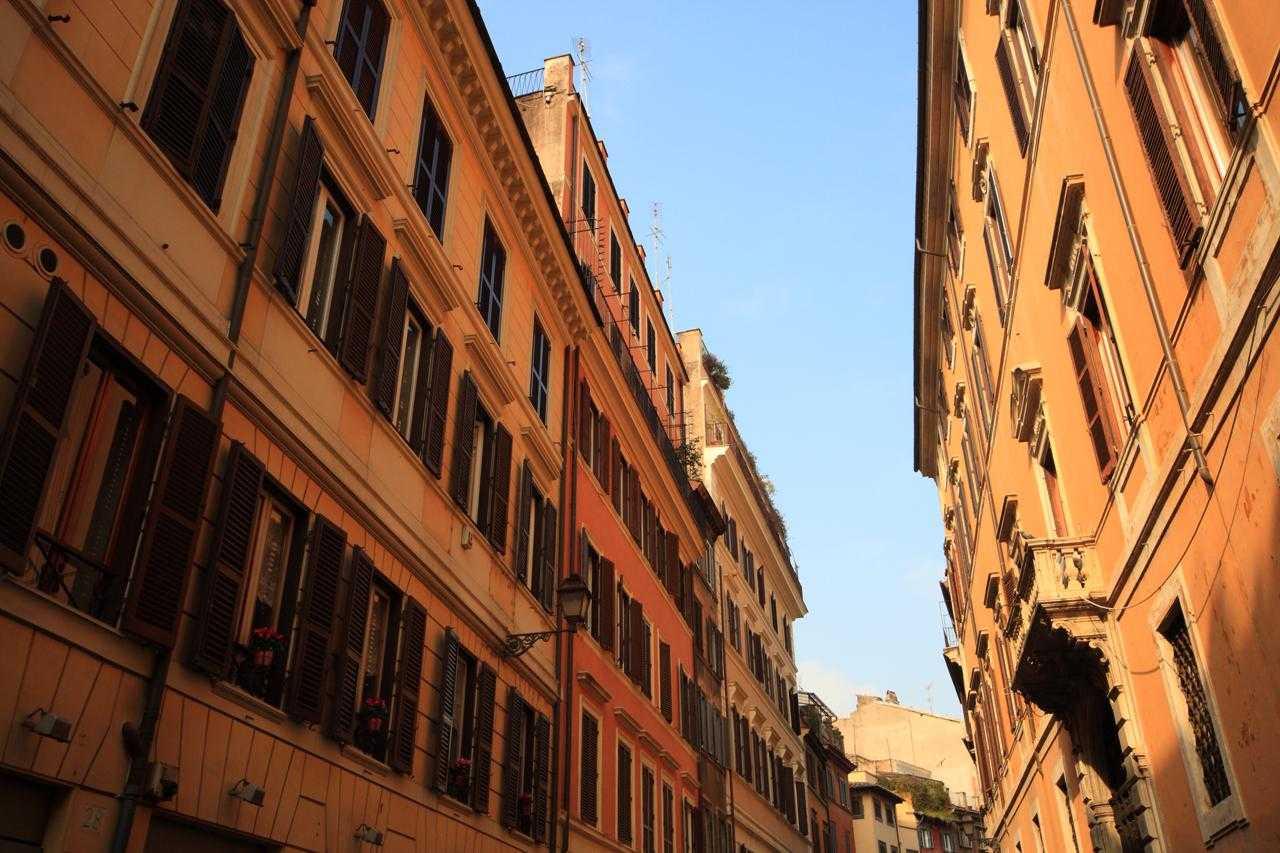 Roma Centro Storico Vendita Palazzetto adiacenze Piazza dell'Orologio