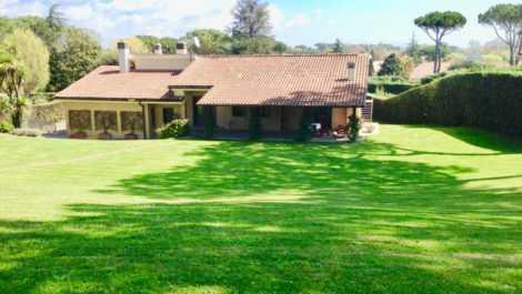 Roma Olgiata Villa Unifamiliare Con 2 piscine