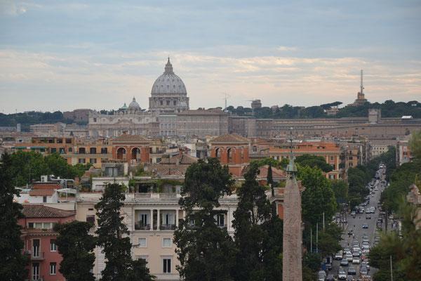 Roma Affitto Villa Di Prestigio Adiacenze Villa Borghese