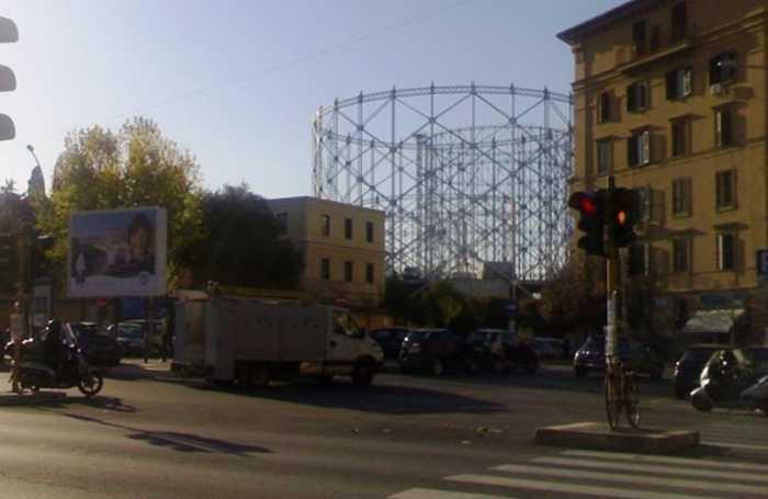 Roma Via Ostiense Ufficio