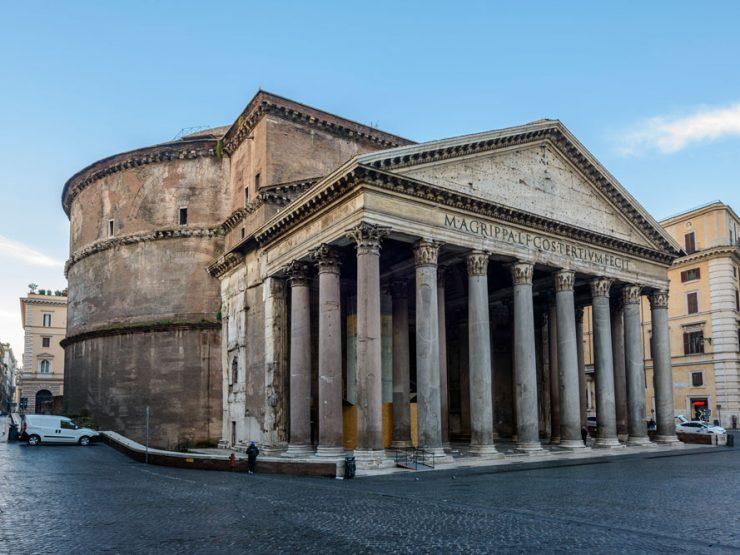 Roma Centro Storico: trilocale nelle immediate vicinanze del Pantheon