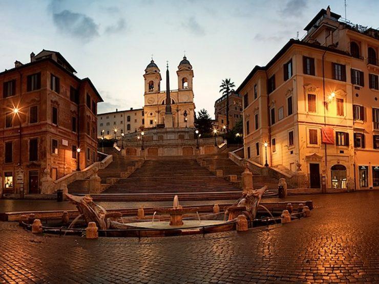 Adiacenze Piazza di Spagna – Villa Borghese villa storica
