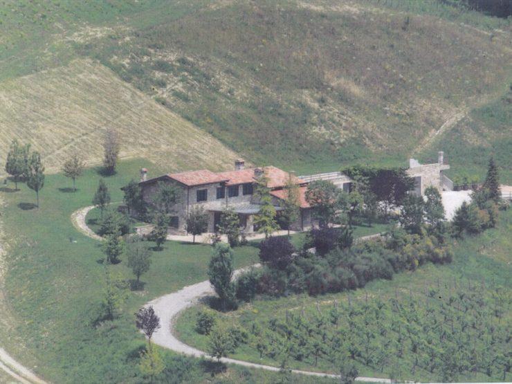 Piacenza Murlo Vendita Villa di pregio