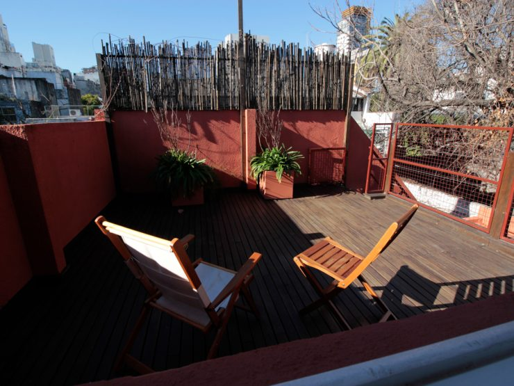 Aparment for rent in Buenos Aires Palermo Soho