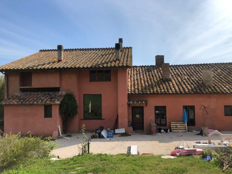 Casale Via Tiberina