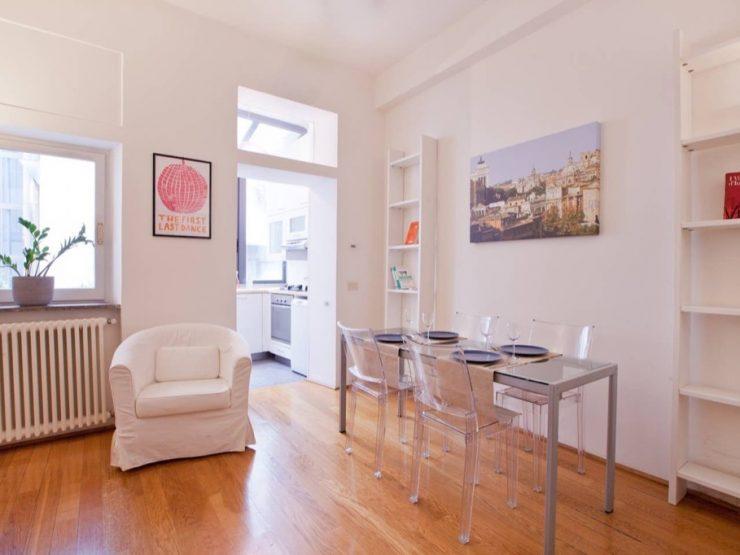 Roma Investimento a reddito in casa Vacanza