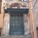 Roma Chiesa S. Simone ai coronari