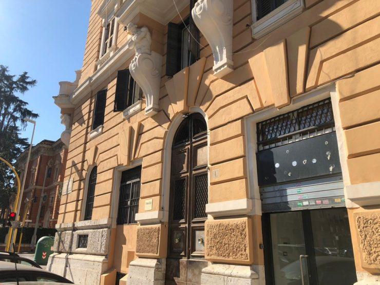 Roma Trieste Salario Affitto Locale Commerciale Via Bufalini