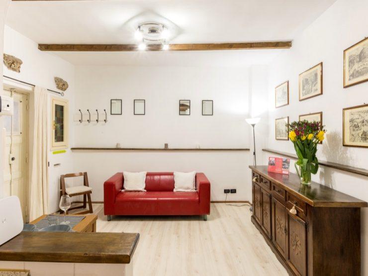 Roma Centro Storico Affitto Appartamento di pregio Via Giulia