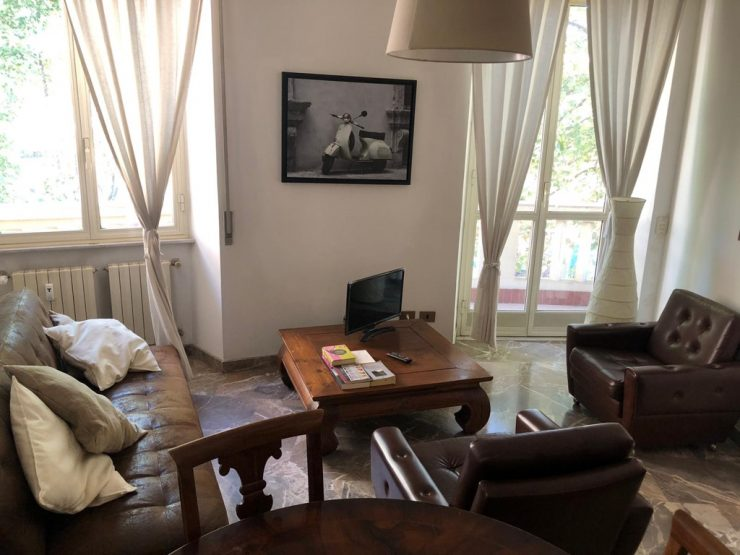 Roma Affitto Appartamento San Giovanni Via Anglona