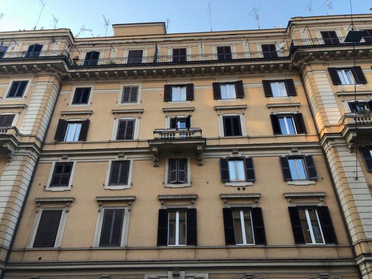 Roma Pinciano Appartamento Affitto Via Salaria