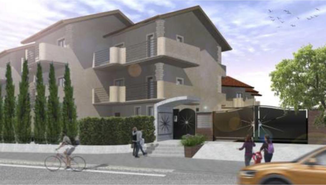 area fabbricabile a Roma Nord, zona Villa Spada render