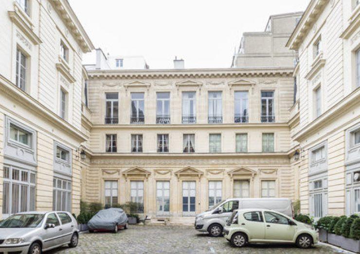Investimento a Parigi . Studio' di 30 mq