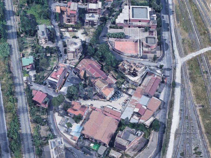 Roma Area fabbricabile zona Nord Fidene Villa Spada Nuovo Salario