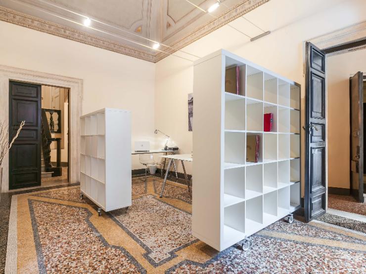 Capitolium – Ufficio temporaneo arredato a Roma in ambiente esclusivo completamente indipendente