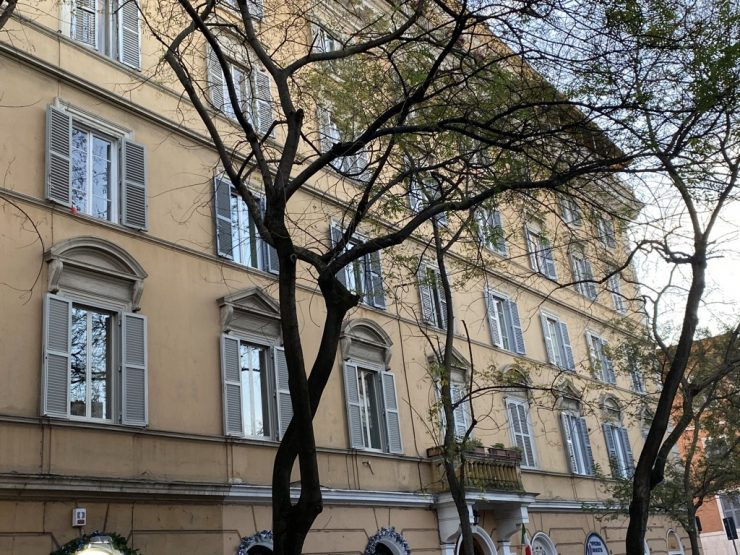 Roma Prati Vendita Appartamento Via Pompeo Magno