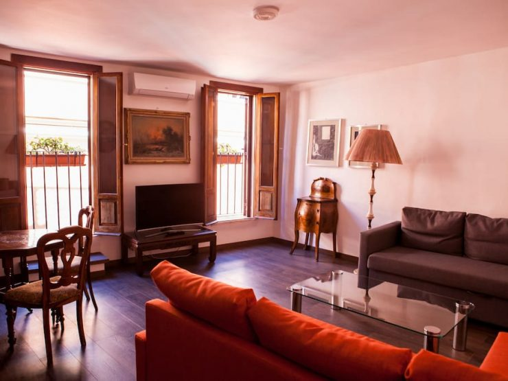 Roma Trastevere Affitto Appartamento Santa Maria in Trastevere