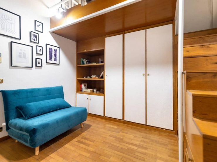 Roma Centro Storico Affitto Appartamento Vicolo Belsiana