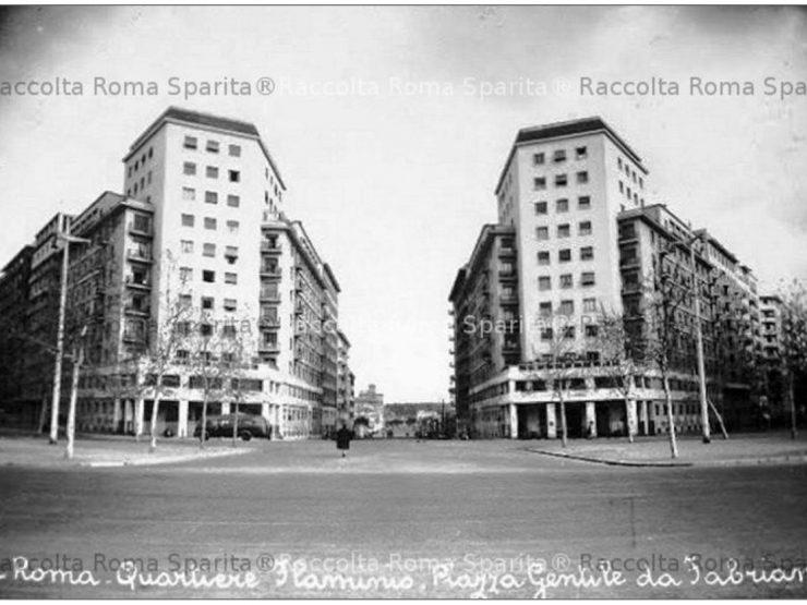 Roma Flaminio Affitto Appartamento Piazza Gentile da Fabriano