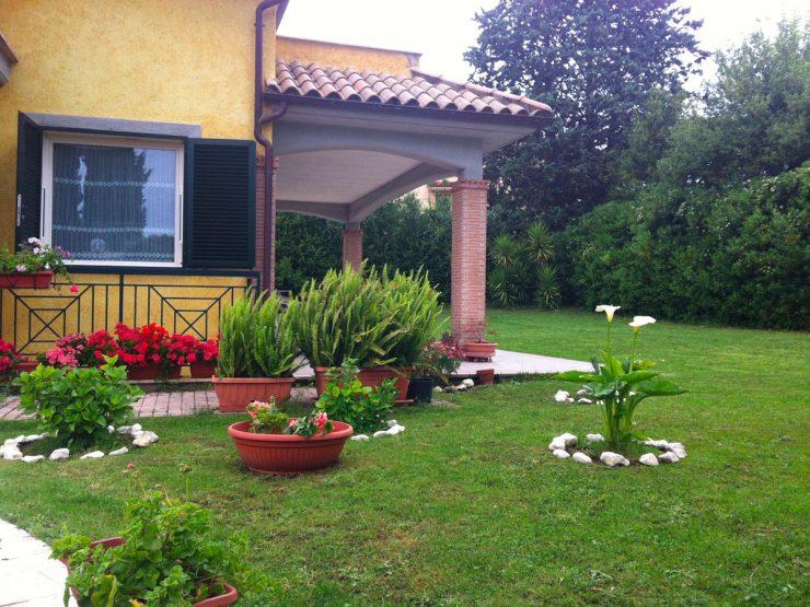 Sacrofano  Monte Caminetto Vendita Porzione di Villa  Via New Star