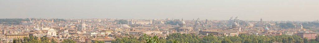 foto panorama Roma - studiofori