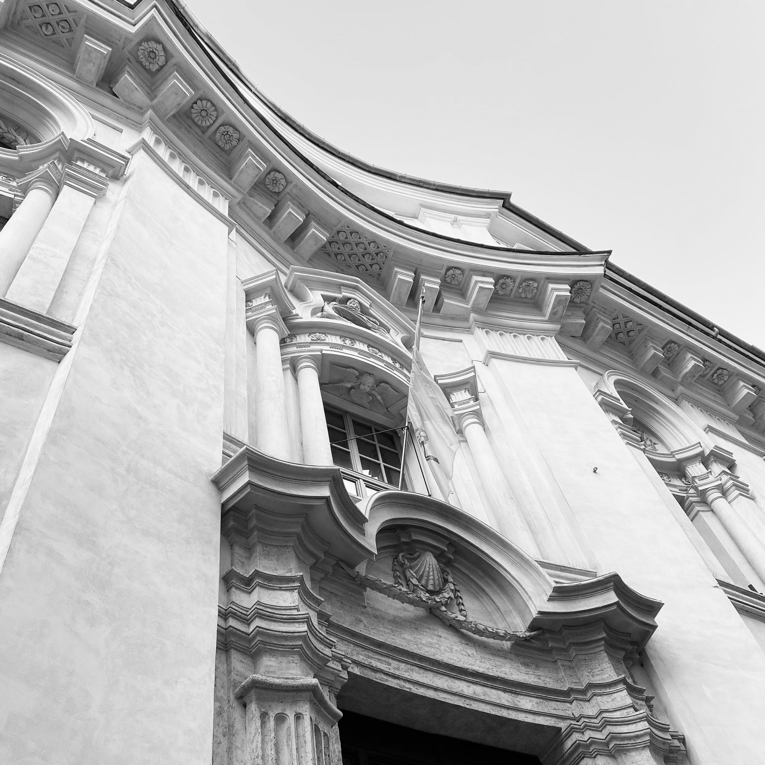 Borromini Propaganda Fide immobili di pregio a Roma