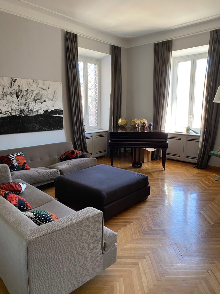 roma parioli appartamento di pregio