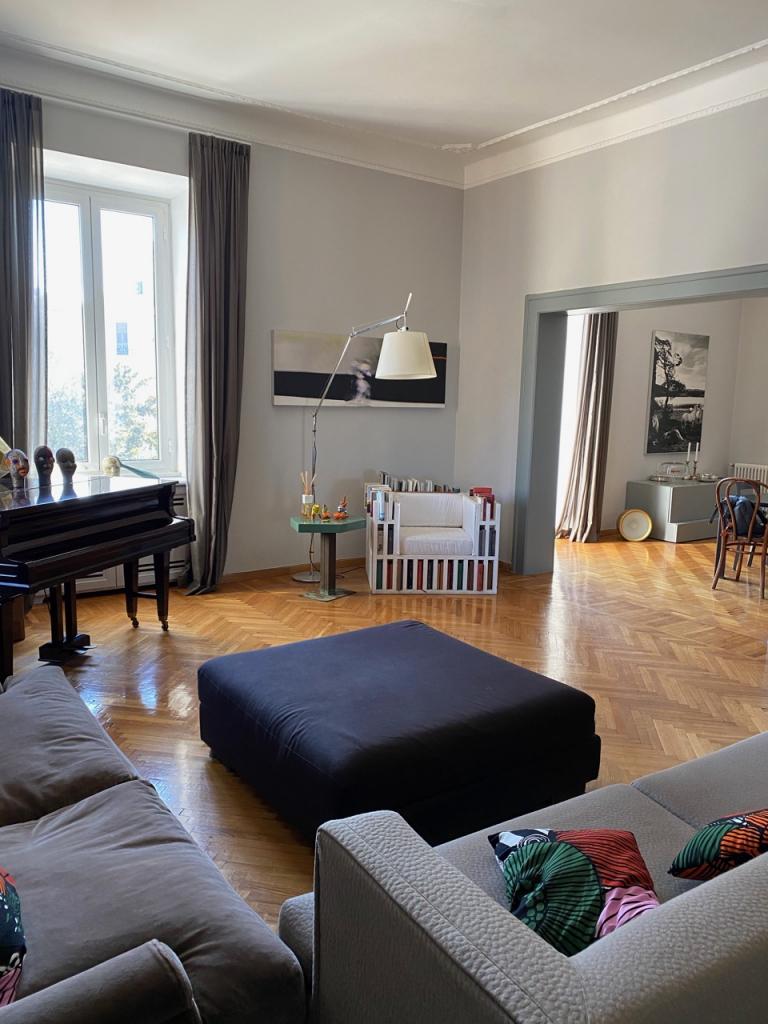 roma parioli appartamento ristrutturazione di pregio in vendita